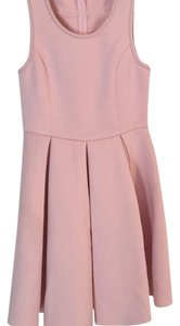 Best Society short dress pink on Tradesy
