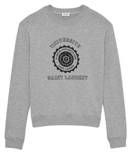 Saint Laurent Universite University Sweater Sweatshirt