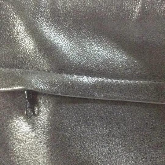 Lord & Taylor Old Leather Vintage Cross Body Bag Image 10