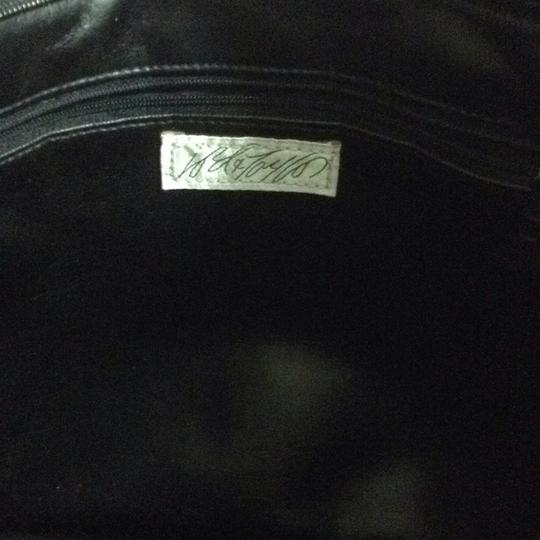 Lord & Taylor Old Leather Vintage Cross Body Bag Image 5