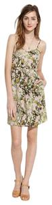 Madewell short dress Multi Spring Blush Floral Flowers on Tradesy