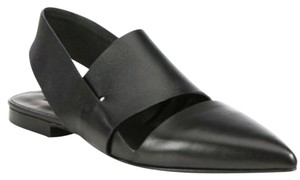 Alexander Wang Pointed Sling Irene Black Flats