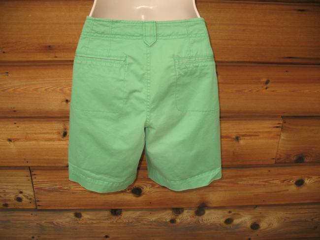 Old Navy Bermuda Shorts Green