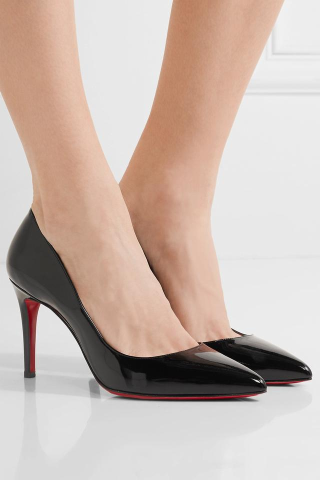 c8aac73e42b6 Christian Louboutin Patent Pigalle New Follies black Pumps Image 11.  123456789101112