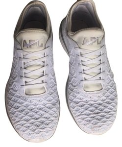 Athletic Propulsion Labs White Athletic