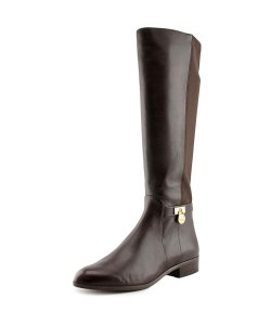 Michael Kors Dark Chocolate Boots