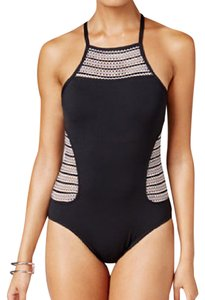 Anne Cole NWT - Crochet High-Neck One-Piece Swimsuit
