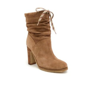 See by Chlo Tan Suede Boots