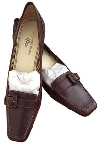 Anne Klein Medium Brown Pumps