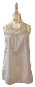 Juana short dress Gray on Tradesy
