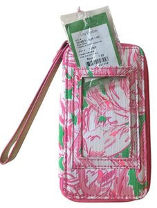 Lilly Pulitzer Carded ID Smart Phone Wri 10168