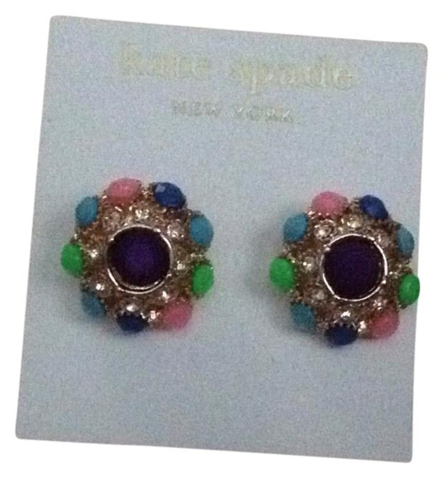 these stud earrings sparkling of a cute colorful crystals splash are how pin the sophisticated add