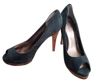 Pelle Moda Forrest Green Pumps