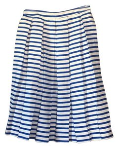 Sugarlips Skirt Blue white stripes