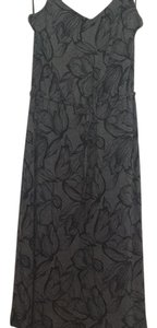 Gray Maxi Dress by Ann Taylor LOFT