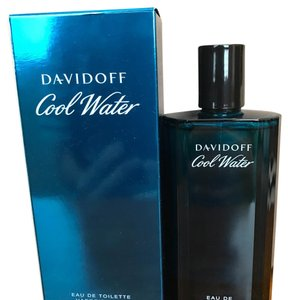 davidoff Cool water cologne for men 4.2 Oz/ 125ml