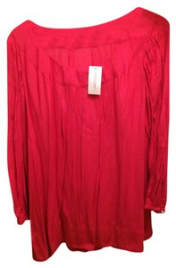 Banana Republic Top Hot Pink