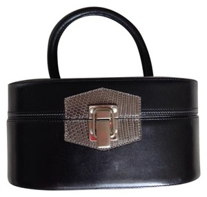 Geoffrey Beene Satchel in Black