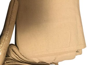 20 Tan Linen Tablecloths 6'x9'