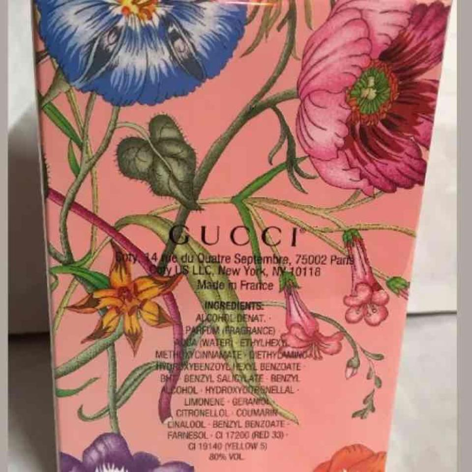 Gucci Pink Flora By Gardenia Limited Edition Fragrance Tradesy