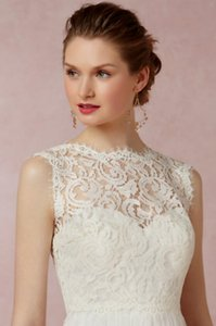 Bhldn Savannah Topper / Bridal Cover Up By Tadashi Shoji