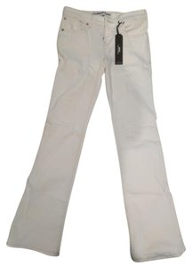 Express Stella Low Rise Boot Cut Jeans