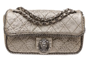 Chanel Leo Classic Flap Shoulder Bag