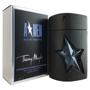 Thierry Mugler A MEN by MUGLER 3.4 oz/100 ml EDT Spray REFILLABLE Mens,New in box.