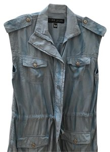 Fade to Blue Vest