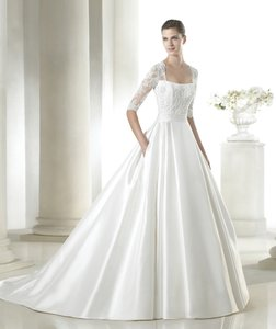 St. Patrick Saloma Wedding Dress