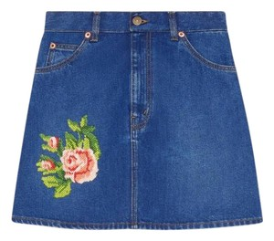 Gucci Mini Skirt blue