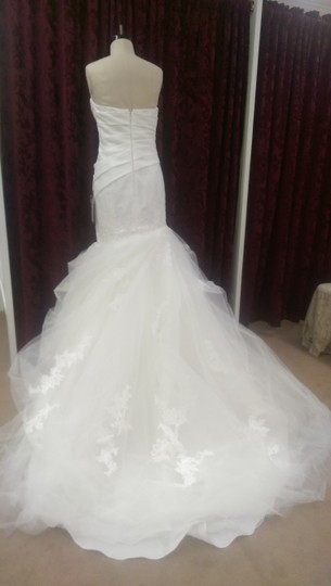 Preload https://item5.tradesy.com/images/enzoani-magnolia-lace-and-tulle-cayenne-modern-wedding-dress-size-8-m-2150159-0-0.jpg?width=440&height=440