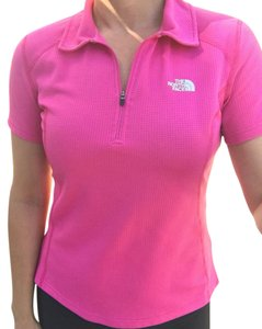 The North Face T Shirt pink