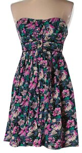 Xhilaration short dress Floral on Tradesy
