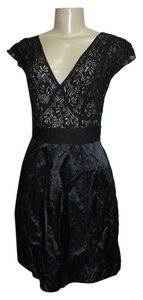 Tracy Reese short dress BLACK on Tradesy