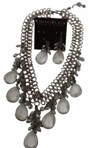 White House | Black Market Necklace and earring vintage looking set