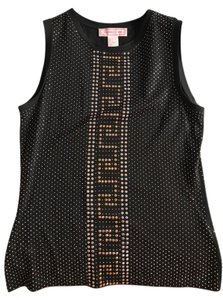 Versace for H&M Top Black (Studded)