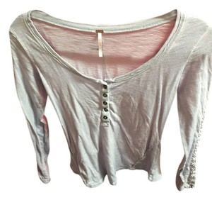 Free People T Shirt Lavender