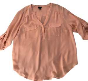 4043a6a32e1 Pink Torrid Blouses - Up to 70% off a Tradesy