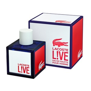Lacoste LACOSTE L!VE POUR HOMME BY LACOSTE--MADE IN UK