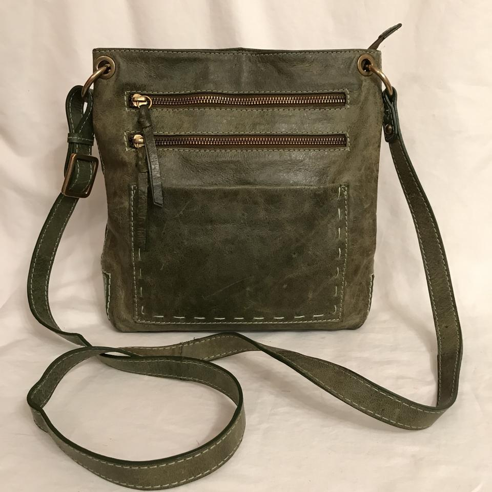 Nino Bossi Purse Handbag Shoulder Messenger Saddle Cross Body Bag