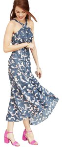 Blue Maxi Dress by CAbi Floral Maxi