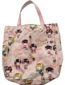 Harajuku Lovers Tote in Pink