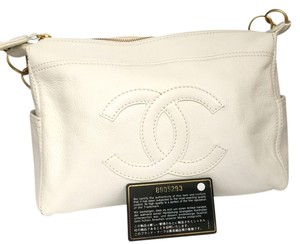 Chanel Vintage Gold Hardware Shoulder Bag