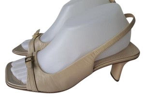 Bruno Magli Beige Sandals