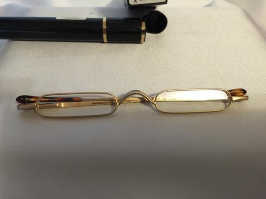 MicroVision Pen Reader; Pen and +2.0 Reading Glasses in ONE by MicroVision [ Roxanne Anjou Closet ]