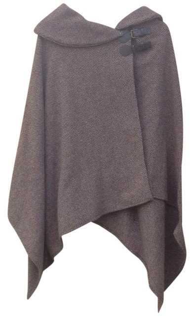 Item - Brown Dns1019 Poncho/Cape Size OS (one size)