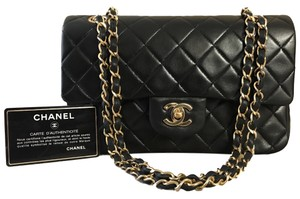 53ccf96ad171 Chanel Jumbo Maxi Boy Backpack Medium Shoulder Bag. Chanel Classic Double  Flap W Puffy Quilted 1990 W/Gold Hdw Black Lambskin Leather ...