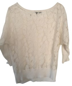 American Eagle Outfitters Lace Summer 3/4 Sleeve Sweater