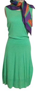 Catherine Malandrino short dress green on Tradesy